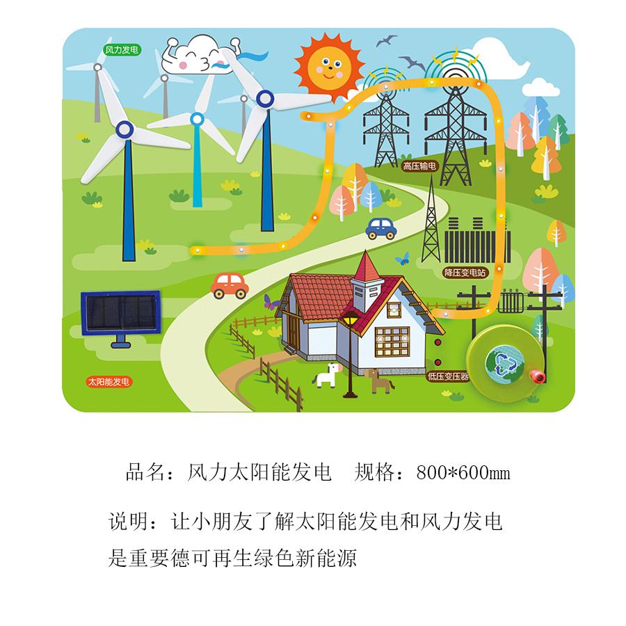 风力太阳能发电