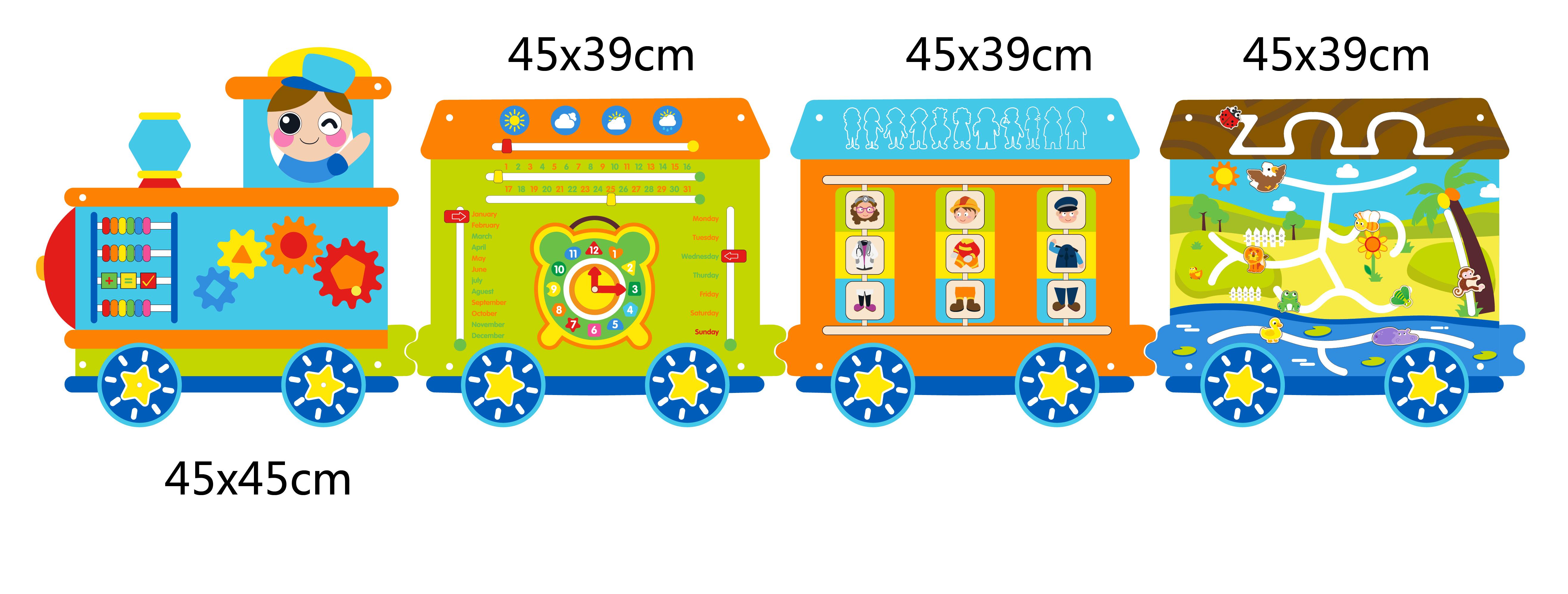 新款小火车