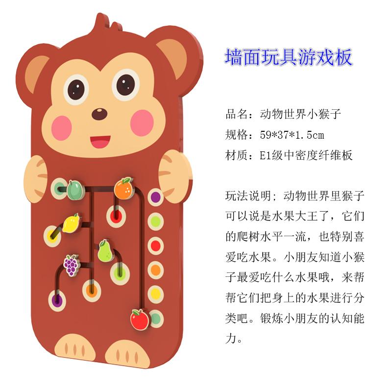 动物世界小猴子